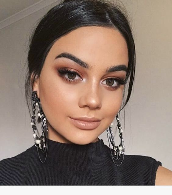 100+ Prom Makeup Ideas Full Face -   11 makeup Prom full face ideas