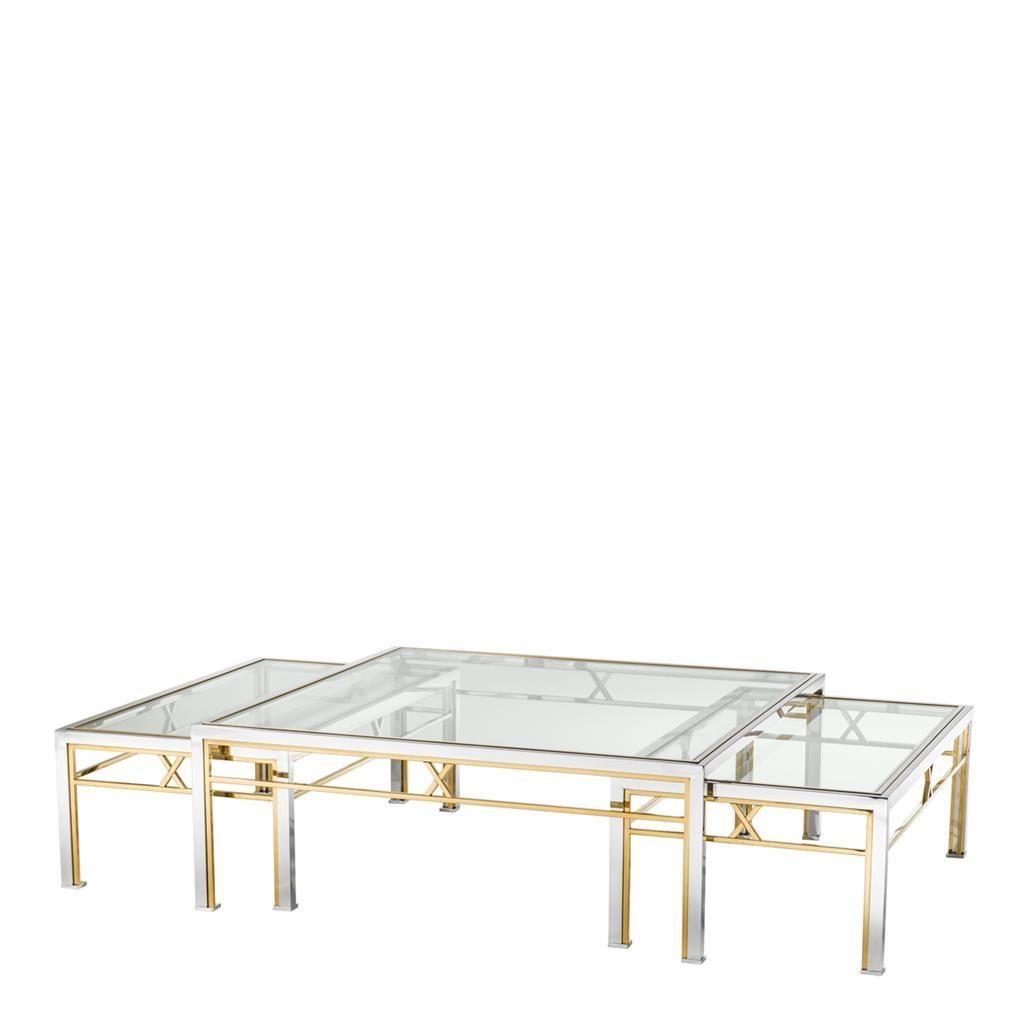 Trio Coffee Table Set Eichholtz Lindon Coffee Table Coffee Table Setting Cofee Table Set [ 1024 x 1024 Pixel ]