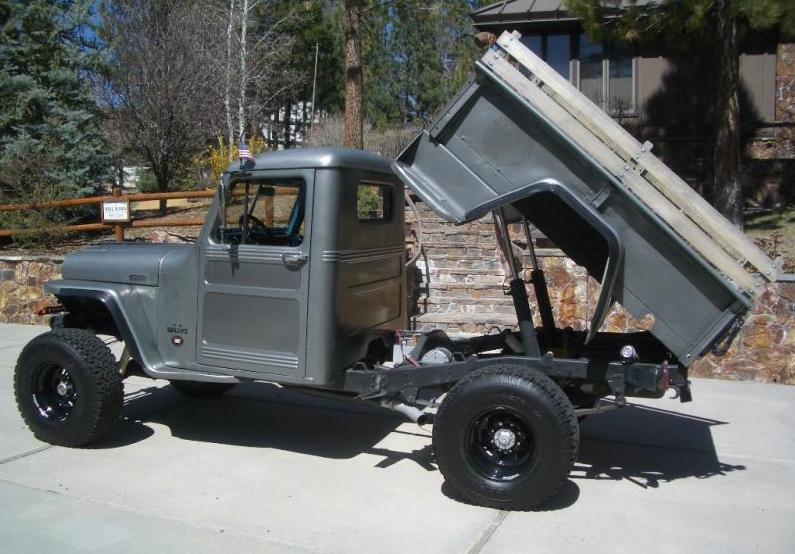 49 Willys Dump Bed 4x4 Truck Ebay 231205171155 Willys Jeep