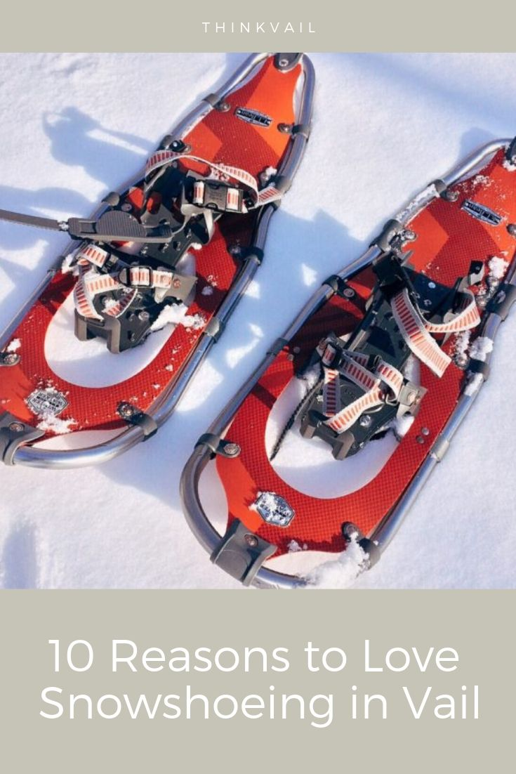Complete, detailed information on Snowshoe Trails in the