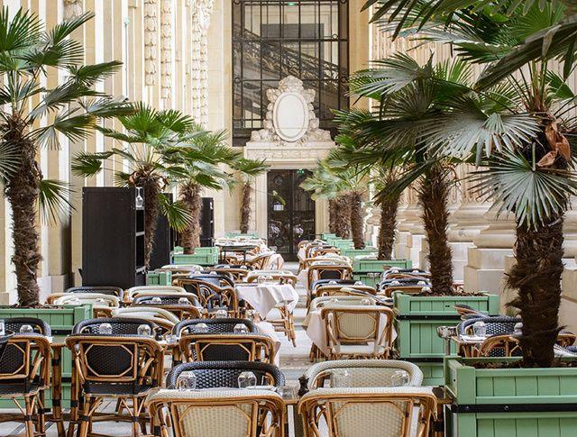 10 Adresses Parisiennes Pour Fêter L Arrivée Du Printemps