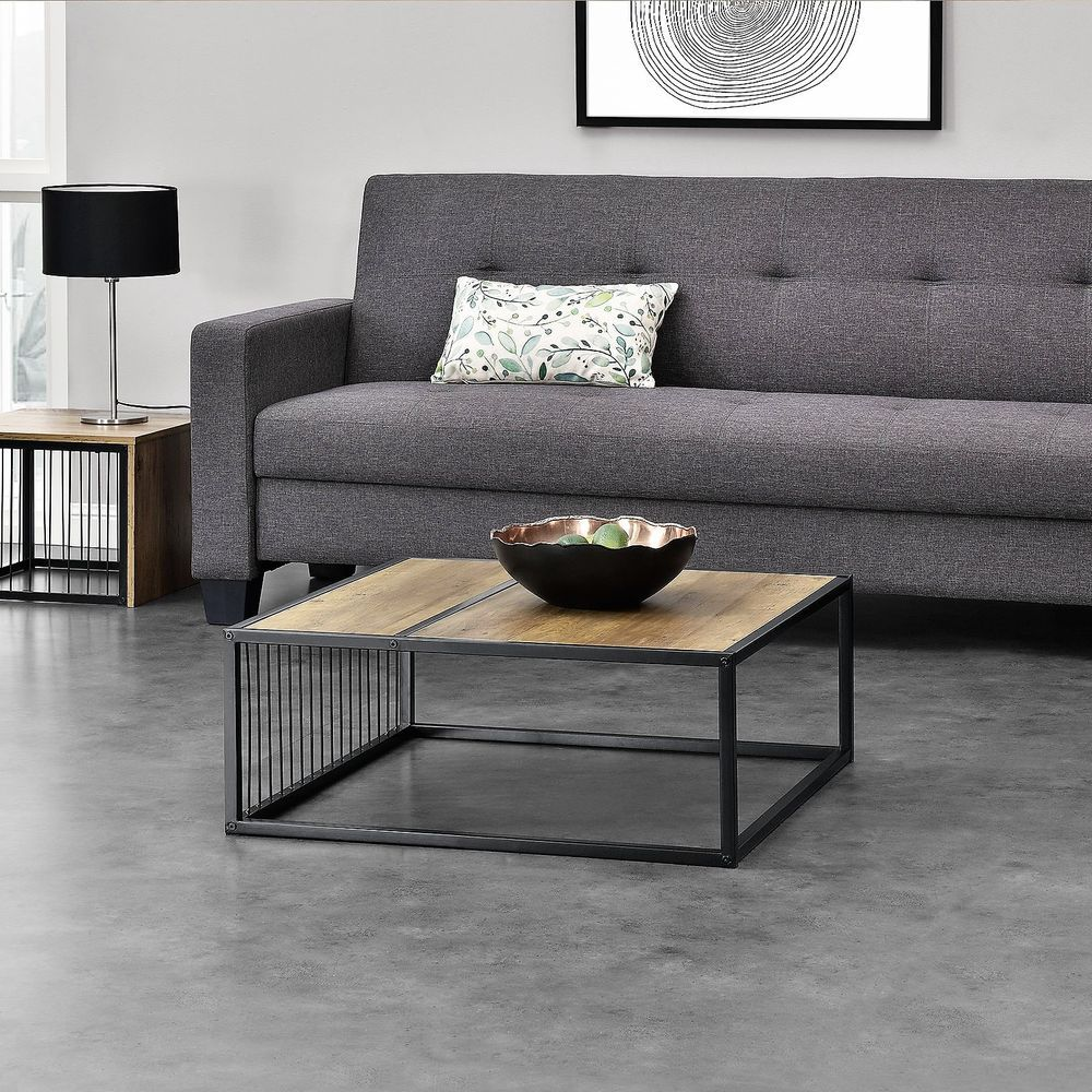 Eitelkeit Industrial Möbel Ideen Von Metall Modern Couchtisch Zimmer Sofatisch Trie Lofttisch