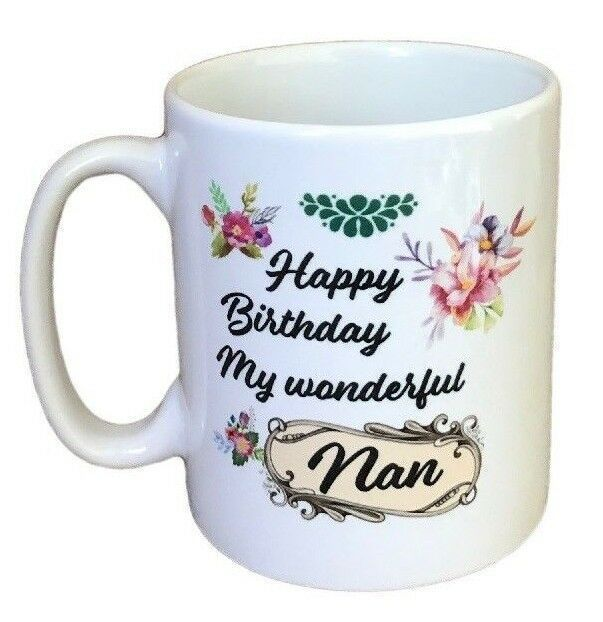 Details about Birthday Mug - Happy Birthday My Wonderful Nan. (Can Be Changed To Mum Etc) #mumsetc Birthday Mug - Happy Birthday My Wonderful Nan. (Can Be Changed To Mum Etc)  | eBay #ebay #ebayuk #birthday #birthdaygifts #birthdaypresents #nan #giftsfornan #shopping #mugs #gifts #London #essex #manchester #uk #mumsetc Details about Birthday Mug - Happy Birthday My Wonderful Nan. (Can Be Changed To Mum Etc) #mumsetc Birthday Mug - Happy Birthday My Wonderful Nan. (Can Be Changed To Mum Etc)  | e #mumsetc