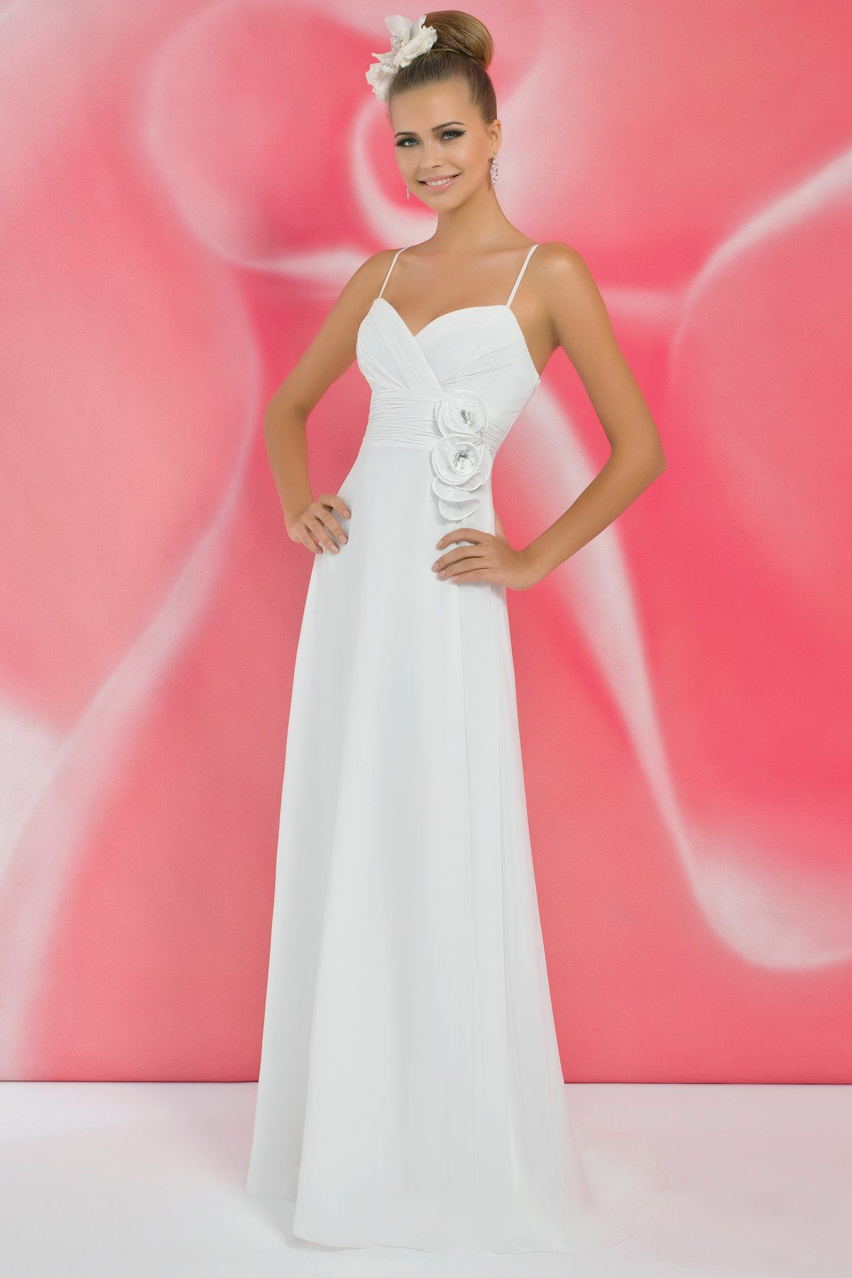 Style *I114 » Wedding Dresses » Ivory Collection » Pearl Bridals ...