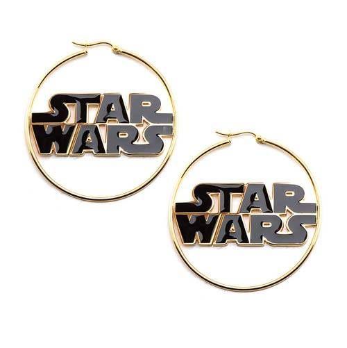 Star Wars earrings / Aretes de Star Wars