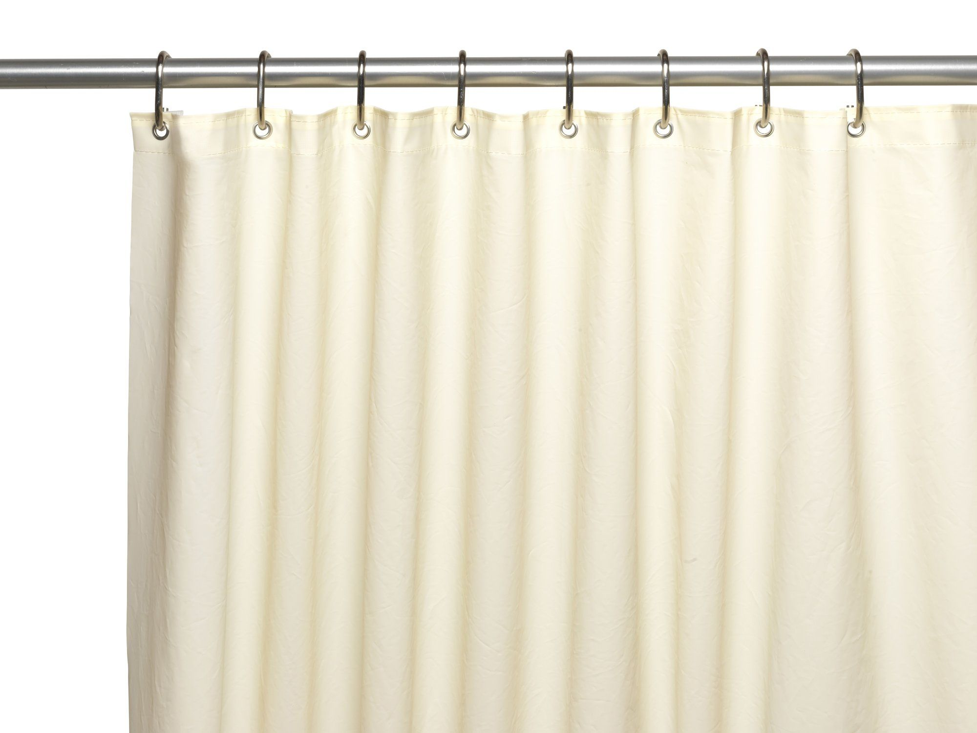 Eva Single Shower Curtain Liner Vinyl Shower Curtains Fabric