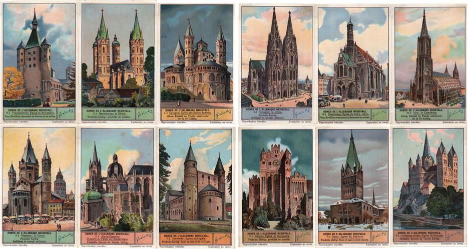 Liebig collection list (1201 - 1300)
