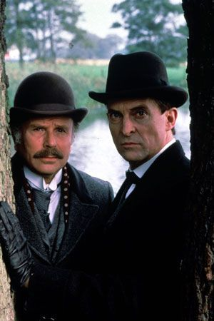 Not A Hair Out Of Place You Know My Methods Jeremy Brett Sherlock Holmes Sherlock Holmes Sherlock