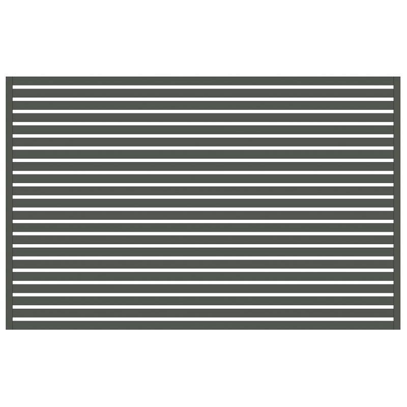 Quickscreen PLUS 2 4 x 1 8m Panel Woodland Grey | Stratco | Outdoor