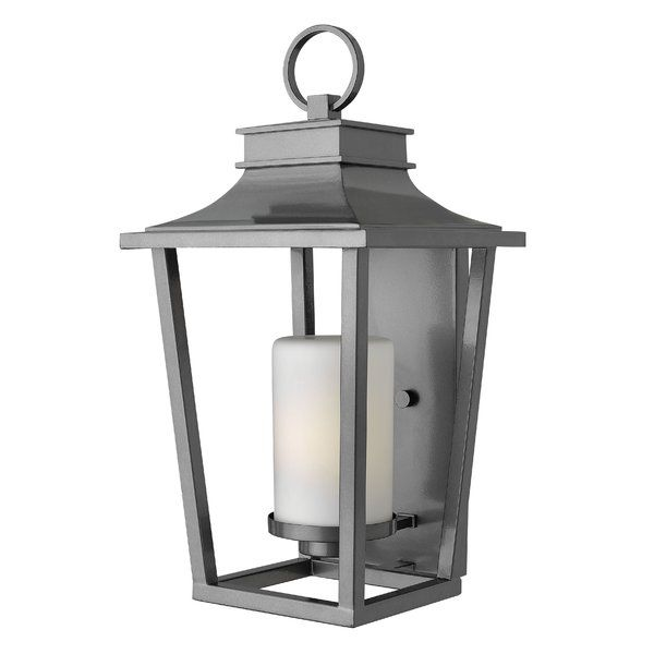 Sullivan Outdoor Wall Lantern #lightemittingdiode