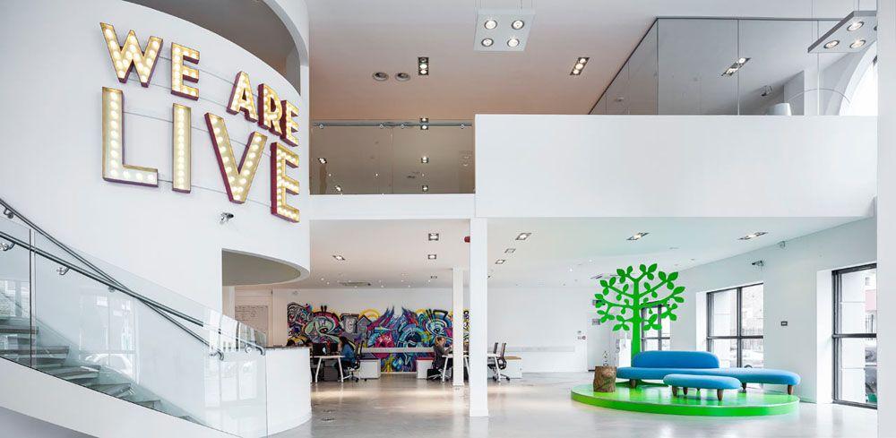 dublin office space. Verve Dublin Office Space Design (4) 2