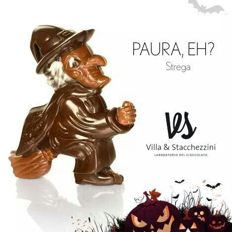 V&S #laboratoriodelcioccolato vi augura un allegro #Halloween in compagnia delle nostre prelibatezze. Attenti alla #strega ! :-) www.villaestacchezzini.it