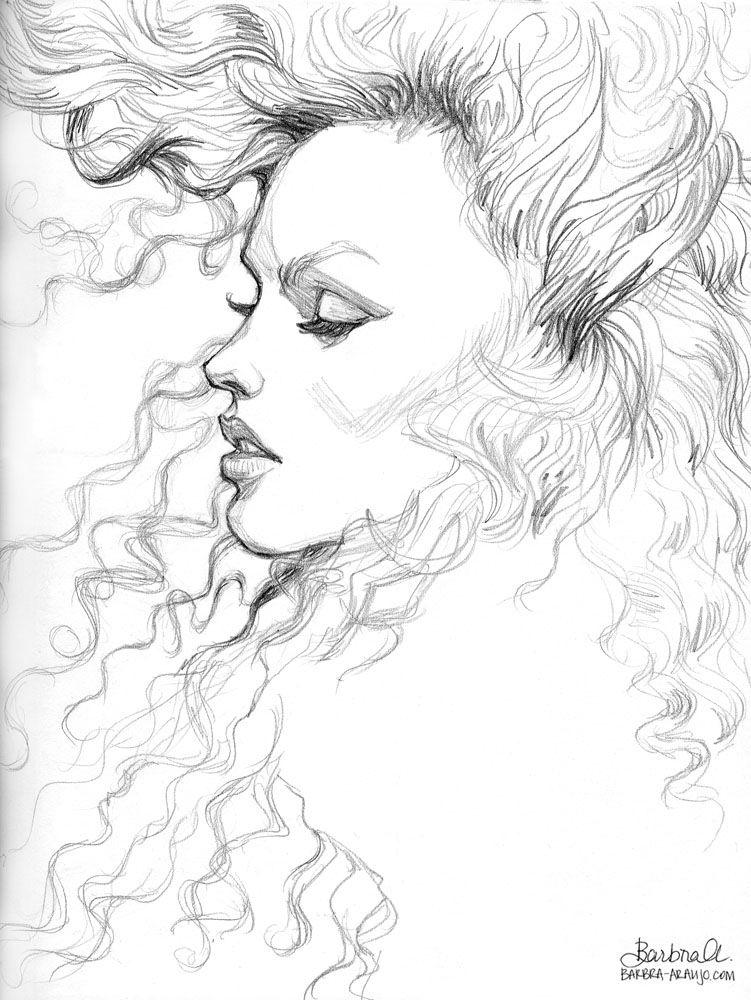 barbra araujo Tumblr Draw Pinterest Head hunter, Graphite - how to find a head hunter
