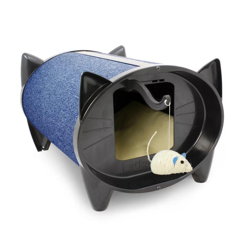 Skratchkabin Cat House Cat House Cat Scratcher Cat Houses Indoor