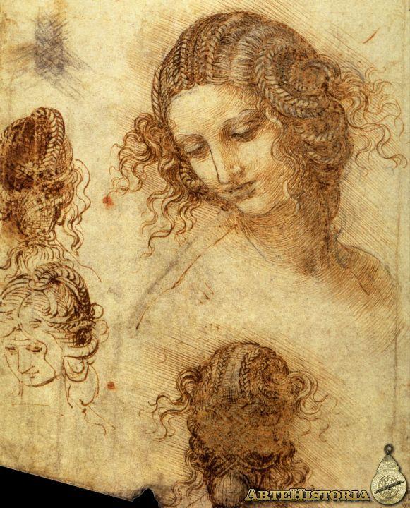 leonardo da vinci un genio de la pintura  Leonardo da Vinci