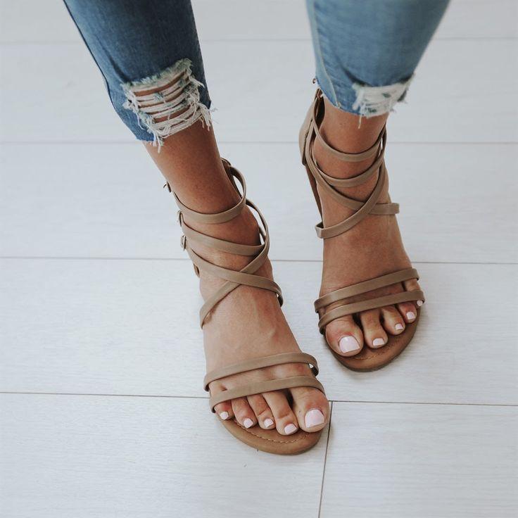 Ida Gladiator Sandal 3