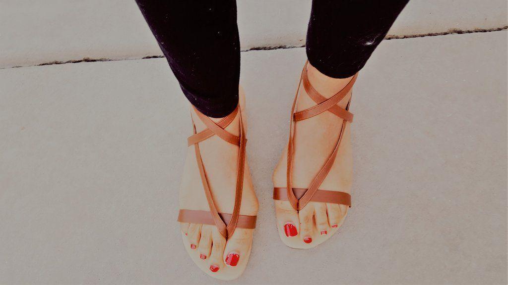 ShoesBEST Summer TODAY Casual Brown DEALS New Women Sandals Flat mNn08vwO