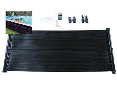 Thermal water heater emits heat from the sun rays into a thermal water heater emits heat from the sun rays into a specilally designed heavy black matt sciox Gallery