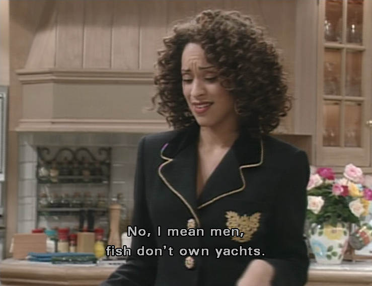 Fish Don T Own Yachts 16 Times Hilary Banks Was A Total Boss On Fresh Prince Fresh Prince Of Bel Air Hilary Fresh Prince Prince Of Bel Air