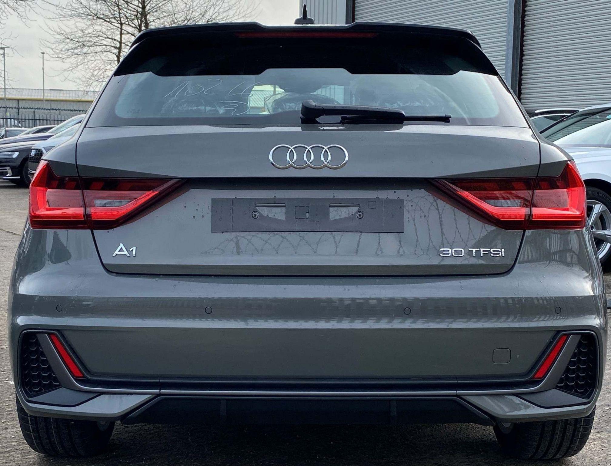 Audi A1 1 0 Tfsi 30 S Line Sportback S S 5dr In 2020 Used Audi