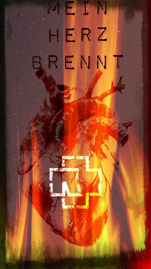 Mein Herz Brennt- Rammstein. - #Brennt #Herz #mein #planodefundo #Rammstein