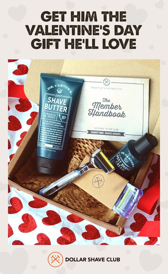it's not too late to be a valentine's day hero. give him a gift, Ideas