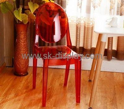 Acrylic Modern Ghost Chair For Bar Afs