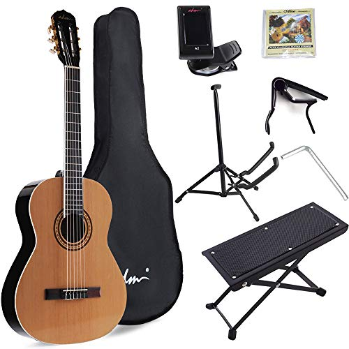 All In One For Beginners This Guitar Starter Kit Comes With Novice Essential Accessories At An Affordable Price One Waterp Guitar Kids Guitar Acoustic Guitar
