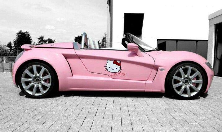 Pin By Lenore Goodnreadytogo On Hello Kitty Rocks Hello Kitty Car Hello Kitty Kitty