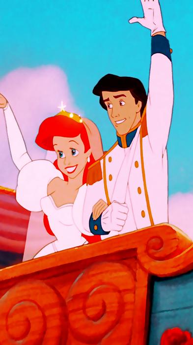The Little Mermaid Wedding Disney Princess Movies Kid Movies Disney Walt Disney Characters