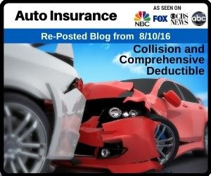 Auto Insurance: Collision and Comprehensive Deductible in ...