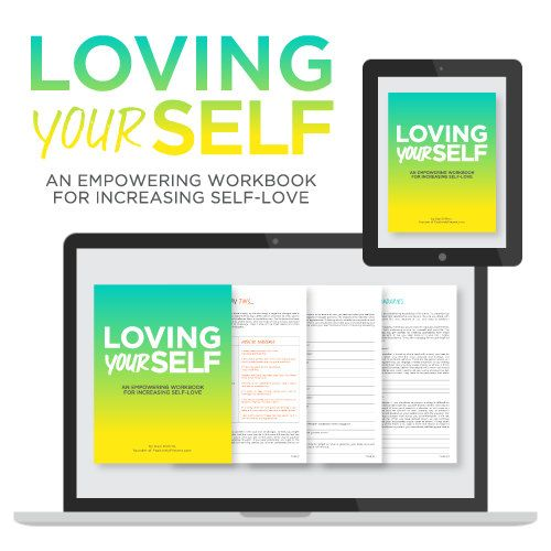 PRINTABLE Loving Your Self PDF Workbook By ShopTwenty3 On