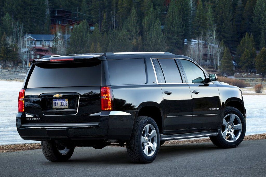 New 2019 Chevrolet Suburban Style Release Car 2019