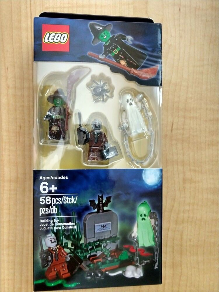 Lego Halloween Sets 2019.Lego Halloween Minifigure Accessory Set 850487 Ghost