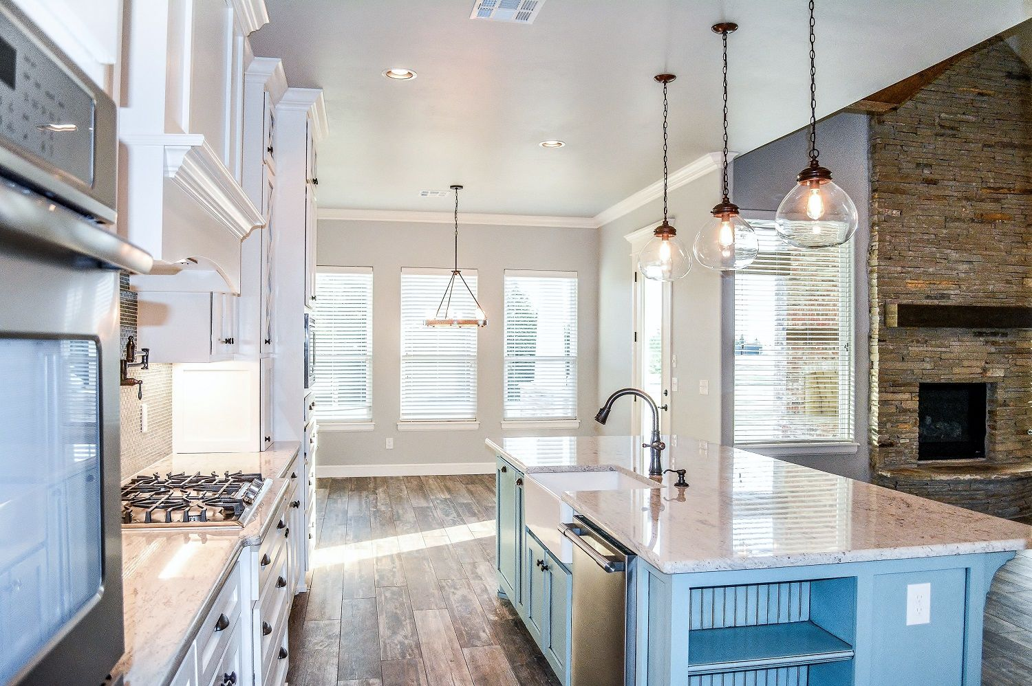 Custom Farmhouse | Richmond Signature Homes | Low Country Houses ...
