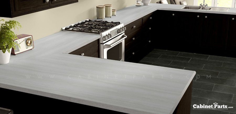 Wilsonart White Cypress Soft Grain Finish 5 Ft. X 12 Ft. Countertop Grade  Laminate Sheet 7976K 12 350 60X144