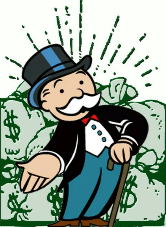 Monopoly Mr Moneybags Google Search Monopoly Man Money Bag Fictional Characters