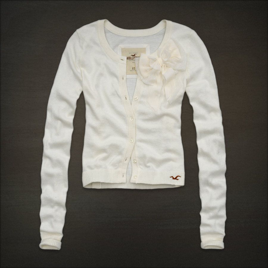 hollister sweater. uniquely cute :} :)