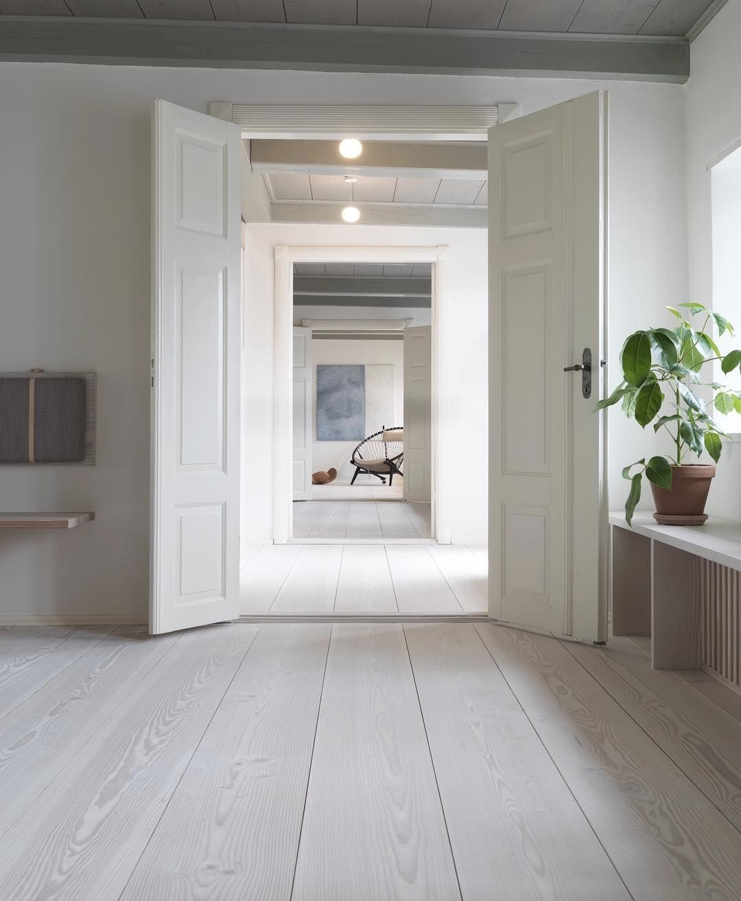 Dinesen Country Home | Douglas | Pinterest | Interiors, Walls and ...