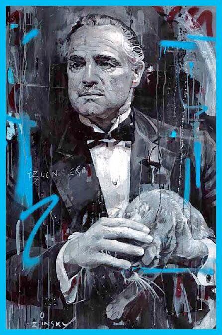 ''''''Zinsky art ''' The Godfather