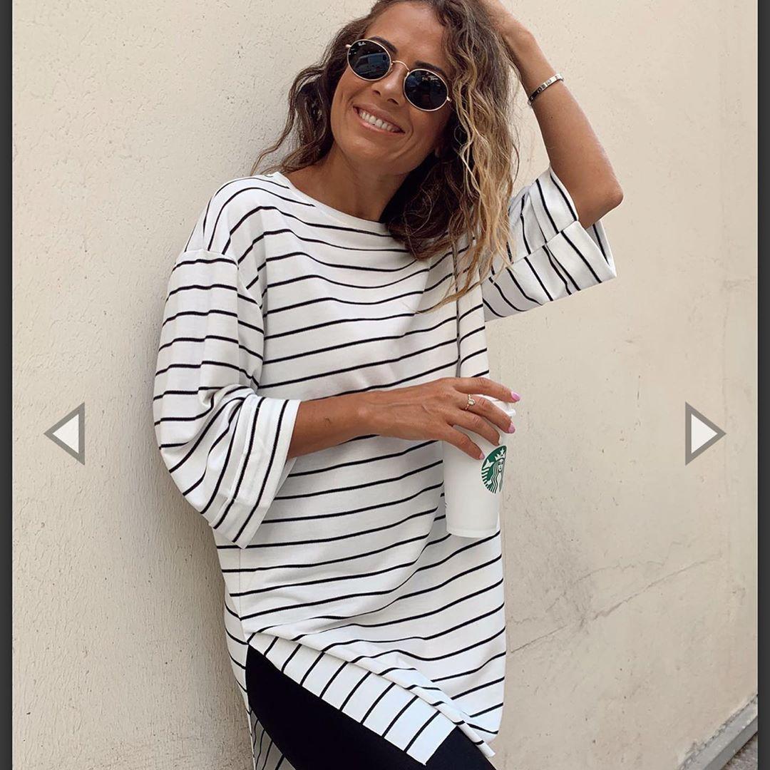 Boyfriend Koftalar Fashion Daily Fashion Women S Top