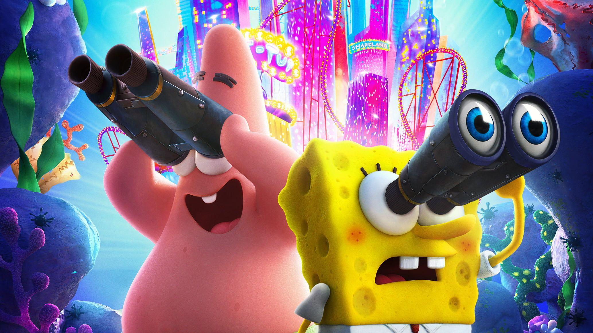 HD wallpaper: Movie, The SpongeBob Movie: Sponge on the Run, Patrick Star
