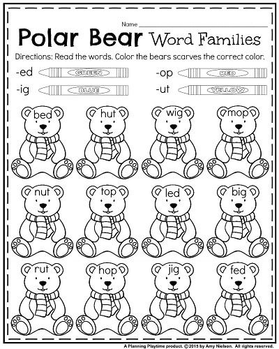 January Kindergarten Worksheets January Kindergarten January Kindergarten Worksheets Kindergarten Worksheets Printable