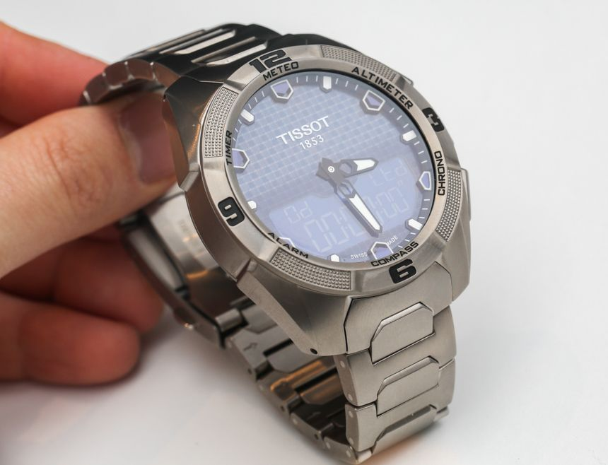Tissot T Touch Expert Solar Watch Hands On