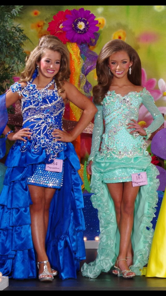 Pageant dresses teen