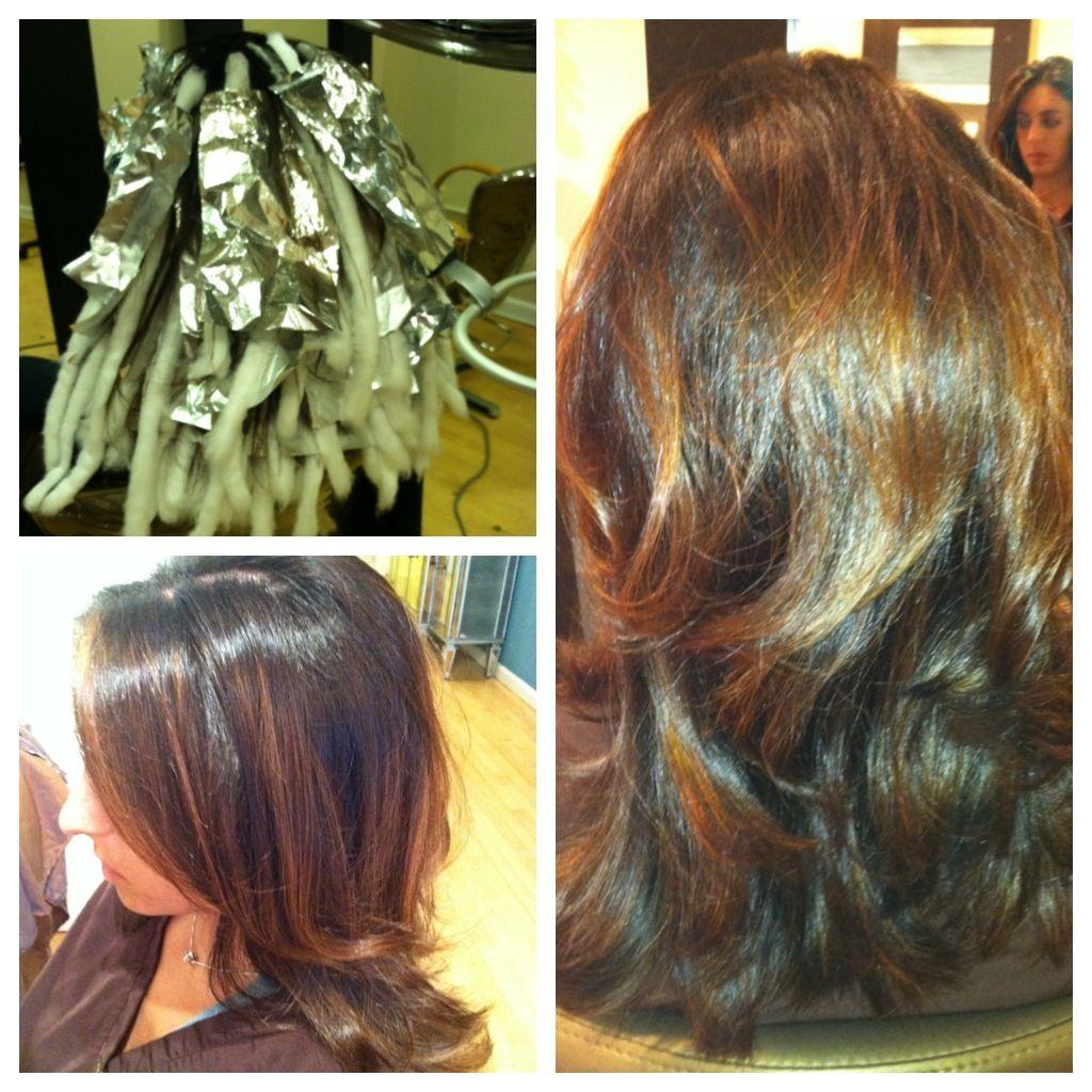 Ballieagecut Style Done Bykara At Bc Salon Hair Extension