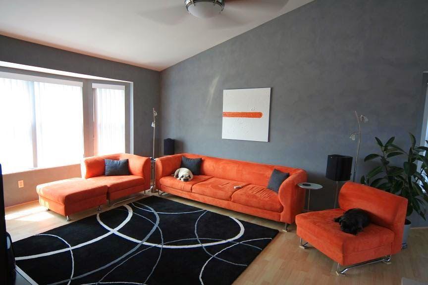 Decorar con tonos chocolate y gris buscar con google - Combinar color naranja decoracion ...