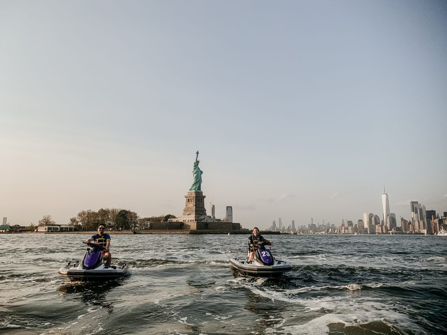 Jet ski tour in new york city a complete guide laura