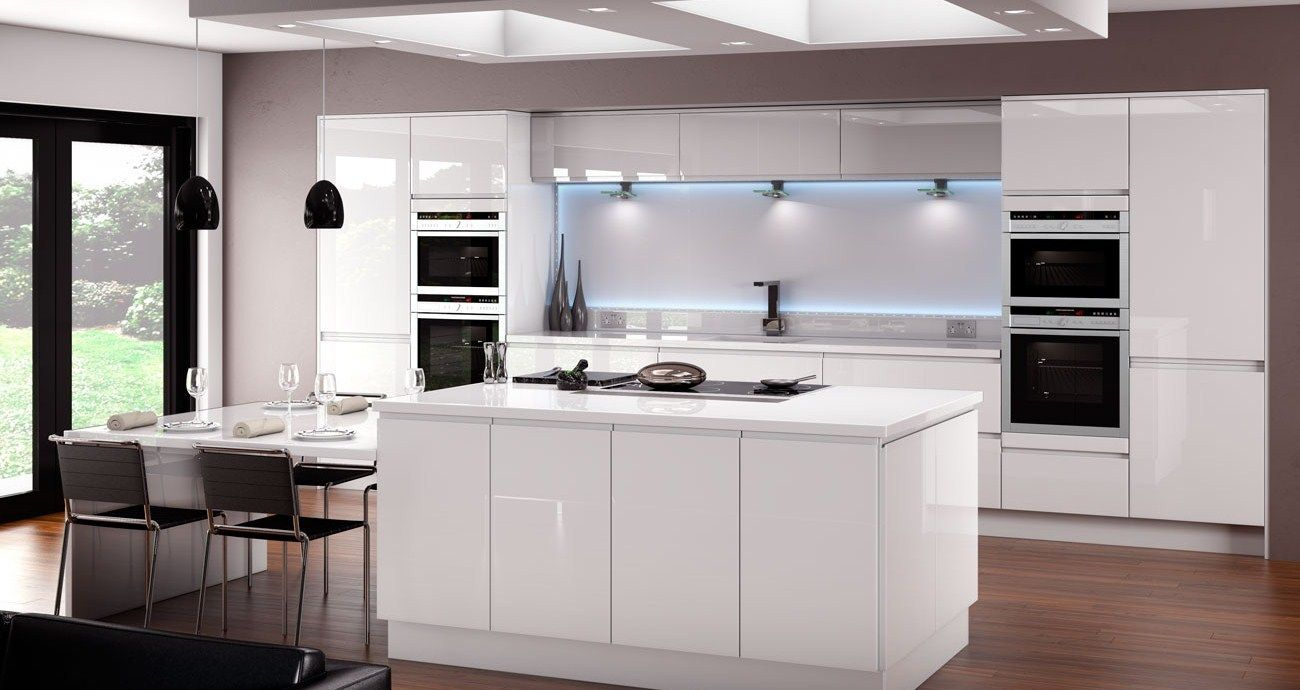 Gloss Kitchen Fitted Kitchens from Betta Living Home Design