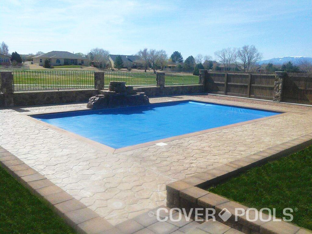 Cover Pools February 2017 Cover Of The Month Bob S Pool Spa Pueblo Colorado 719 214 4816 Save T 3 A Pool Cover Automatic Pool Cover Pool Waterfall